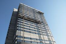 Højhuset i Værkmestergade får solcellefacade mod syd