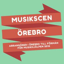 Musikscen Örebro kommer att fungera såhär!