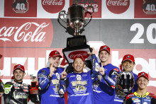 Yamaha Claims First-Ever Third Consecutive Victory at the 40th Coca-Cola Suzuka 8 Hours Endurance Road Race