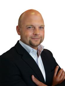 Johan Lenander blir ny försäljningschef för södra och västra Sverige på STANLEY Security