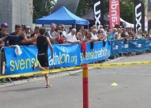 Perfekta lopp i triathlon för 2XU ambassadörerna Annie och Gabriel