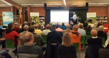 Succé för kommunal solcellsturné  - besöker Osby i kväll