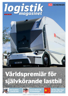 Logistikmagasinet, juni 2019