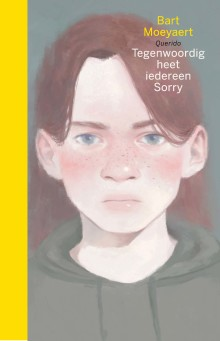 Litteraturpriset till Astrid Lindgrens minne 2019 tilldelas den belgiske författaren Bart Moeyaert