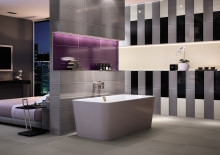 Villeroy & Boch Tiles new products 2016 - CREATIVE SYSTEM 4.0: trendy colour matrix for diverse installations
