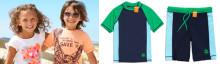 KappAhls solskyddskläder för barn är bäst i test