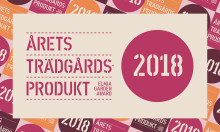 Pressinbjudan:  Välkommen till prisutdelning för Årets Trädgårdsprodukt 2018