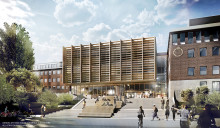 Södertälje Science Park får första hyresgästen redan innan invigningen! Avtal med Sigma klart.