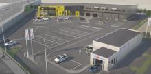 Castellum uppför ny anläggning för Mjuk Biltvätt i Malmö