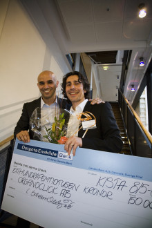 Innovation & Technology Award 2008: OrganoClick är Sveriges mest lovande startup