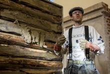 600 byggnadsvårdsexperter räddar miljön