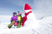 SkiStar AB: Flere danskere vil stå på ski med Valle i januar