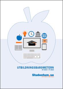 Studentums nya nummer av UtbildningsBarometern är här!