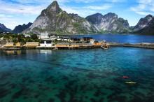 Nordnorge utses till en av de bästa platserna i världen av Lonely Planet