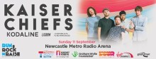Run, Rock n Raise – 11 September at Metro Radio Arena
