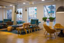 Svensk Byggtjänst nominerad till Sveriges snyggaste kontor 2015