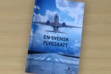 Regeringen kör över remissopinionen om flygskatten