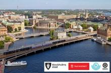 Sommarens trafikpåverkande arbeten i Stockholm