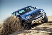 Der neuer Ford Ranger Raptor: Ultimativer Fahrspass für echte Off Road-Enthusiasten