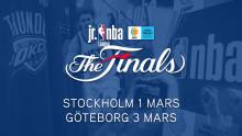 BASKET: Dags för Jr. NBA Finals i Stockholm och Göteborg!