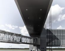 Fortsatt utveckling mot framtidens klimatsmarta flygplatser
