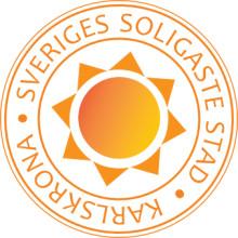 """Karlskrona försvarar titeln """"Sveriges soligaste stad"""""""
