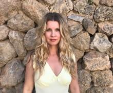 Pernilla Andersson på turné sommaren 2018