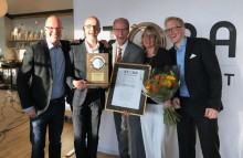 "Lindab's solution wins the ""Stora Inneklimatpriset"" (Major Indoor Climate Award)"