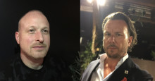 Lavrans Gjønnes og Gjermund Dahl klare for å ta over Clarion Hotel Energy og Clarion Hotel Air i Stavanger