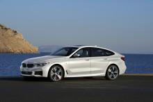 Helt ny BMW 6-serie Gran Turismo