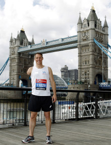 SportsAid alumnus Danny Crates shares some final words of wisdom in his latest marathon blog