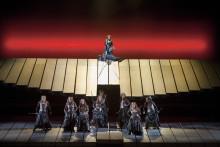 """Wagners opera """"Valkyrian"""" på Metropolitan visas på bio i Lindesberg"""