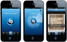 Shazam Launches Exciting New User Interface and Innovative Features for iPhone and iPod touch
