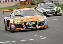 Dubbla pallplatser för Edward Sandström på Nürburgring