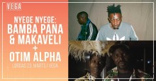 Nyege Nyeges festmestre har din lørdag - Bamba Pana & Makaveli og Otim Alpha fylder VEGA