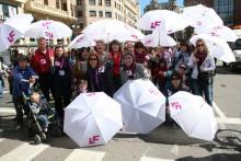 Spanska Iniciativa Feminista kandiderar till EU