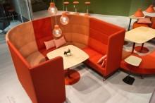 EFG Mingle -konseptisohva on uusi tilatehokas ratkaisu, design KnudsenBergHindenes