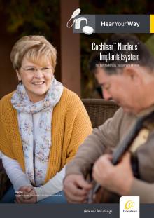 Ihr Leitfaden zu besserem Hören: Cochlear Nucleus Implantatsystem