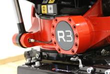 Första kundleveransen av R3