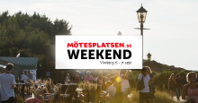 Mötesplatsen Weekend 5-7 september i Varberg