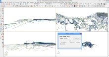 New functions for field information, 3D handling and mapping in the new version of Topocad – Topocad 14.4