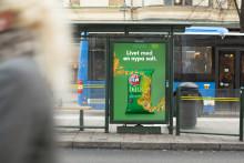 Efter fredagsmyset  –  Livet med en nypa salt  – Nytt reklamkoncept från OLW