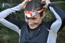 Petzls avancerade ljusteknologi ger optimalt ljus för skidåkare och löpare