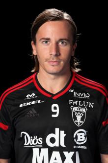 Alexander Galante Carlström utnämnd till Årets spelare
