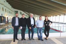 Samverkansavtal ger mer badtid till allmänheten i Sölvesborg