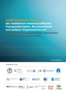 Gemeinsames Konzept zur Umsetzung des organisierten Darmkrebs-Screenings durch den G-BA