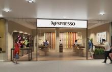 Nespresso åpner nytt butikkonsept på Storo Storsenter