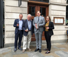 Bartender fra Himkok vant den verdensomspennende cocktailkonkurransen The Peter F. Heering® Classics