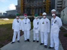 Grontmij har slutfört uppdraget i Tjernobyl