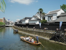 Cultural walks among the traditional buildings of Tochigi, a trading city. Experience the architectural beauty of Old Edo.